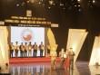 """Sâm Qui Tinh Nhận Giải Top 10 """"Thương hiệu - Nhãn hiệu nổi tiếng 2016"""""""