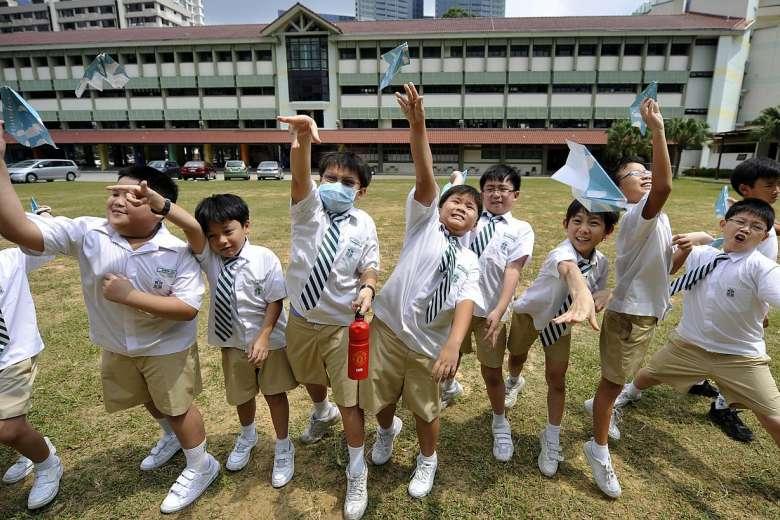 Đằng sau nền giáo dục đẳng cấp thế giới của Singapore - 1