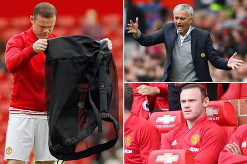 "MU: Mourinho ""trói"" Mata, nhắm Isco thay Rooney - 2"