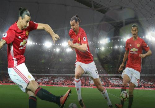 Hiệu suất ghi bàn NHA: Ibrahimovic kém xa Aguero - 1
