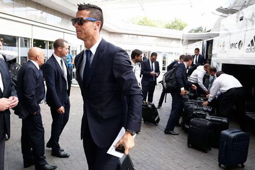 """Real Madrid: """"Triệu chứng lạ"""" của Ronaldo - 2"""