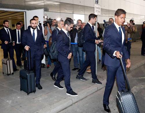 """Real Madrid: """"Triệu chứng lạ"""" của Ronaldo - 3"""