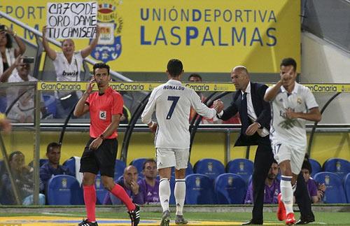 """Real Madrid: """"Triệu chứng lạ"""" của Ronaldo - 1"""