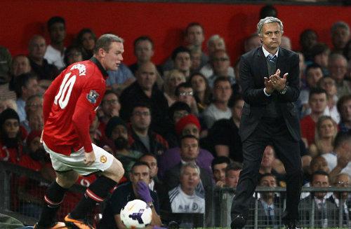 """Mourinho """"cấm khẩu"""" Rooney: Quyền lực của """"Người đặc biệt"""" - 1"""
