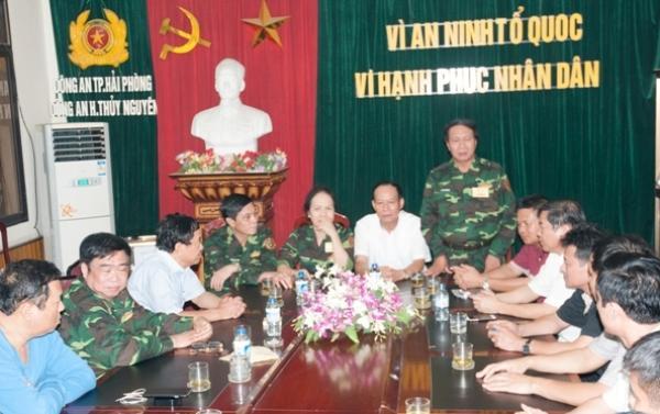 """Thảm án ở Quảng Ninh: """"Nghi phạm không kịp trở tay"""" - 2"""