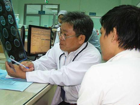 Bệnh nhân xuất huyết não ngày càng trẻ - 1