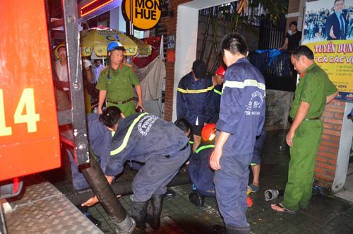 Hơn 1.000 xe máy chìm nghỉm dưới tầng hầm ở Sài Gòn - 5