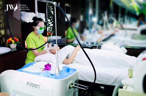 """Trị mụn """"nhanh gọn lẹ"""" với công nghệ Laser Aileen - 5"""