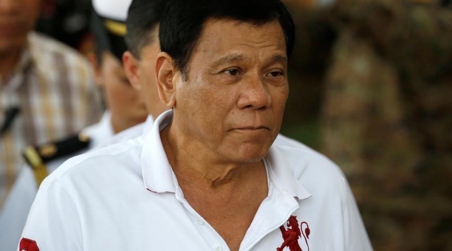 Tổng thống Philippines muốn hợp tác với Nga và TQ - 1