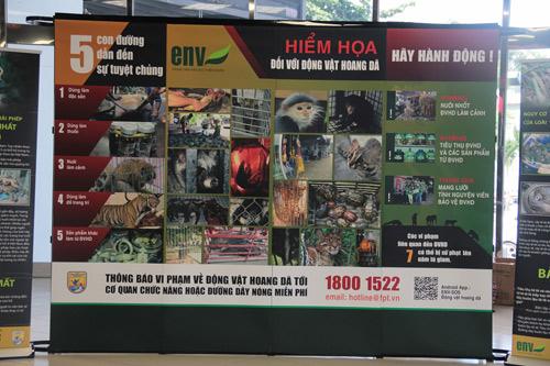 LOTTE Mart báo động thực trạng thiên nhiên qua triển lãm động vật hoang dã - 2