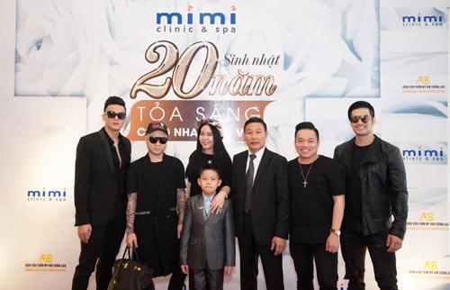 Dàn sao hải ngoại mừng sinh nhật 20 năm của Mimi Clinic Spa - 4