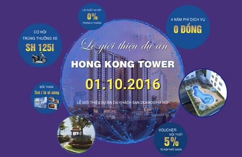HongKong Tower sống phồn vinh tại nội đô - 5