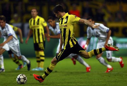 "Dortmund – Real Madrid: Đặt bẫy ""Kền kền"" - 1"