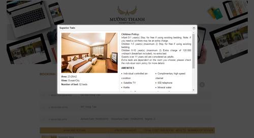 Rủi ro từ đặt phòng khách sạn trực tuyến qua kênh website trung gian - 1