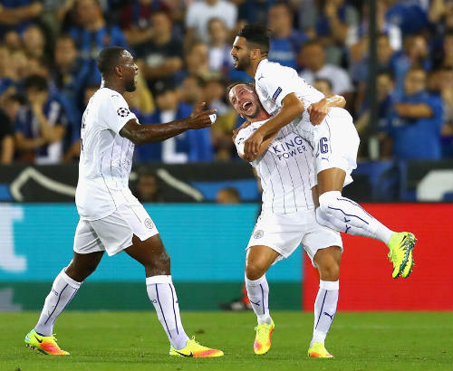 "Leicester City - Porto: ""Bầy Cáo"" giải hạn - 1"