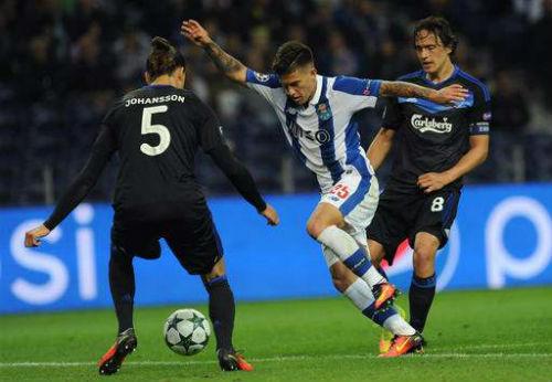 "Leicester City - Porto: ""Bầy Cáo"" giải hạn - 2"