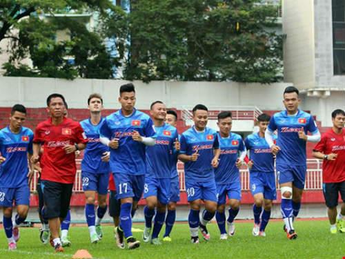 Nòng cốt đội tuyển - 1
