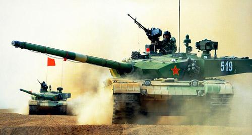 """""""Vua tăng"""" Type 99 Trung Quốc đả bại xe tăng Nga, Mỹ? - 1"""