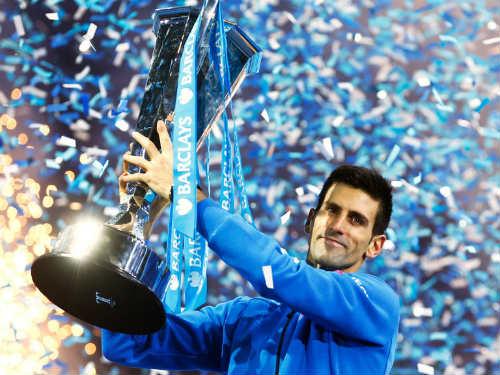 """Djokovic """"leo núi"""" cuối năm: Khó khăn ngoài dự kiến - 2"""