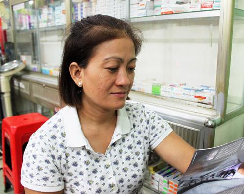 Dược sĩ 42 tuổi chia sẻ kinh nghiệm trị nám, tàn nhang thành công - 1