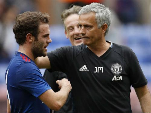 "MU: Mourinho ""trói"" Mata, nhắm Isco thay Rooney - 1"