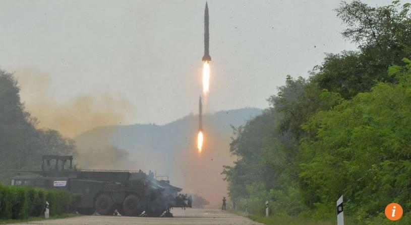 Mỹ trừng phạt công ty TQ ngầm hỗ trợ hạt nhân Triều Tiên - 1