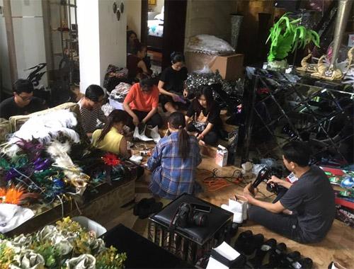 Biệt thự 60 tỷ của Mr Đàm bừa bộn sau trận mưa lịch sử - 3