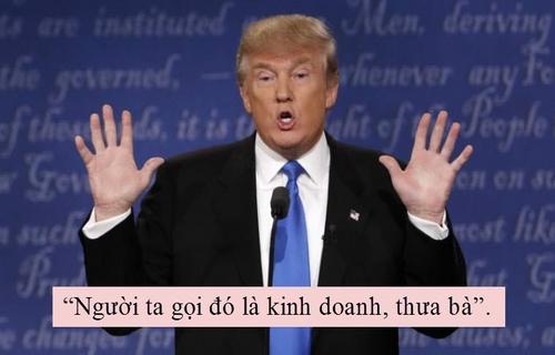 """""""Soi"""" điểm chính trong màn đấu khẩu giữa Trump-Clinton - 3"""