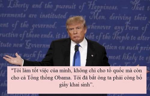 """""""Soi"""" điểm chính trong màn đấu khẩu giữa Trump-Clinton - 6"""