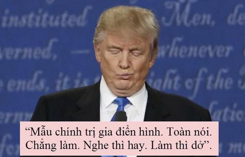 """""""Soi"""" điểm chính trong màn đấu khẩu giữa Trump-Clinton - 5"""