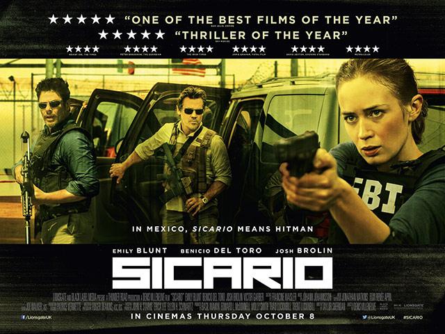 Trailer phim: Sicario - 1