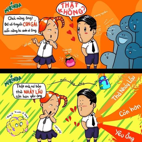 Cận cảnh bộ ảnh troll siêu bựa khiến teen Việt cười thả ga - 2