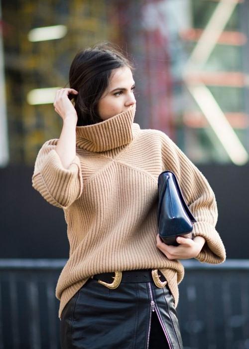 Vì sao bạn luôn cần một chiếc áo len mỏng? - 6