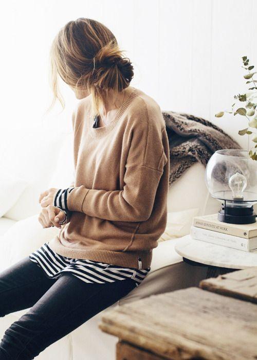 Vì sao bạn luôn cần một chiếc áo len mỏng? - 9