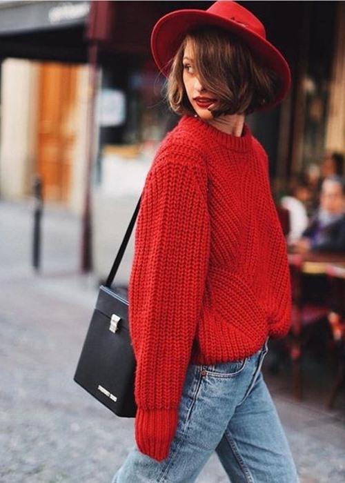 Vì sao bạn luôn cần một chiếc áo len mỏng? - 14