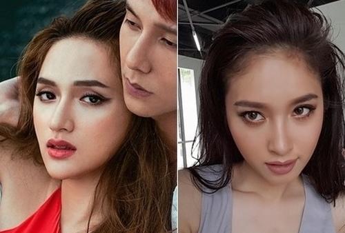 Hương Giang Idol đang ngày càng đẹp ngang ngửa Nong Poy - 1
