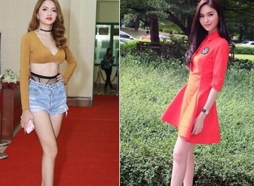 Hương Giang Idol đang ngày càng đẹp ngang ngửa Nong Poy - 4