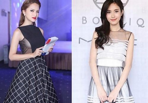 Hương Giang Idol đang ngày càng đẹp ngang ngửa Nong Poy - 7