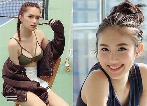 Hương Giang Idol đang ngày càng đẹp ngang ngửa Nong Poy - 9