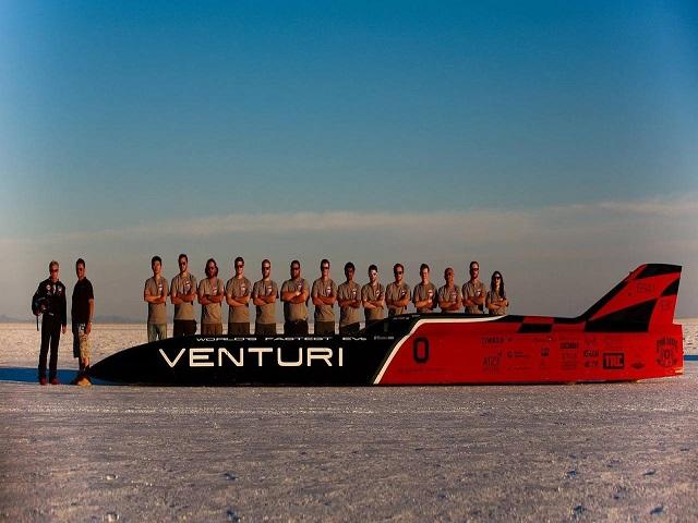 Siêu xe điện VBB-3 là chiếc EV nhanh nhất trên thế giới - 1