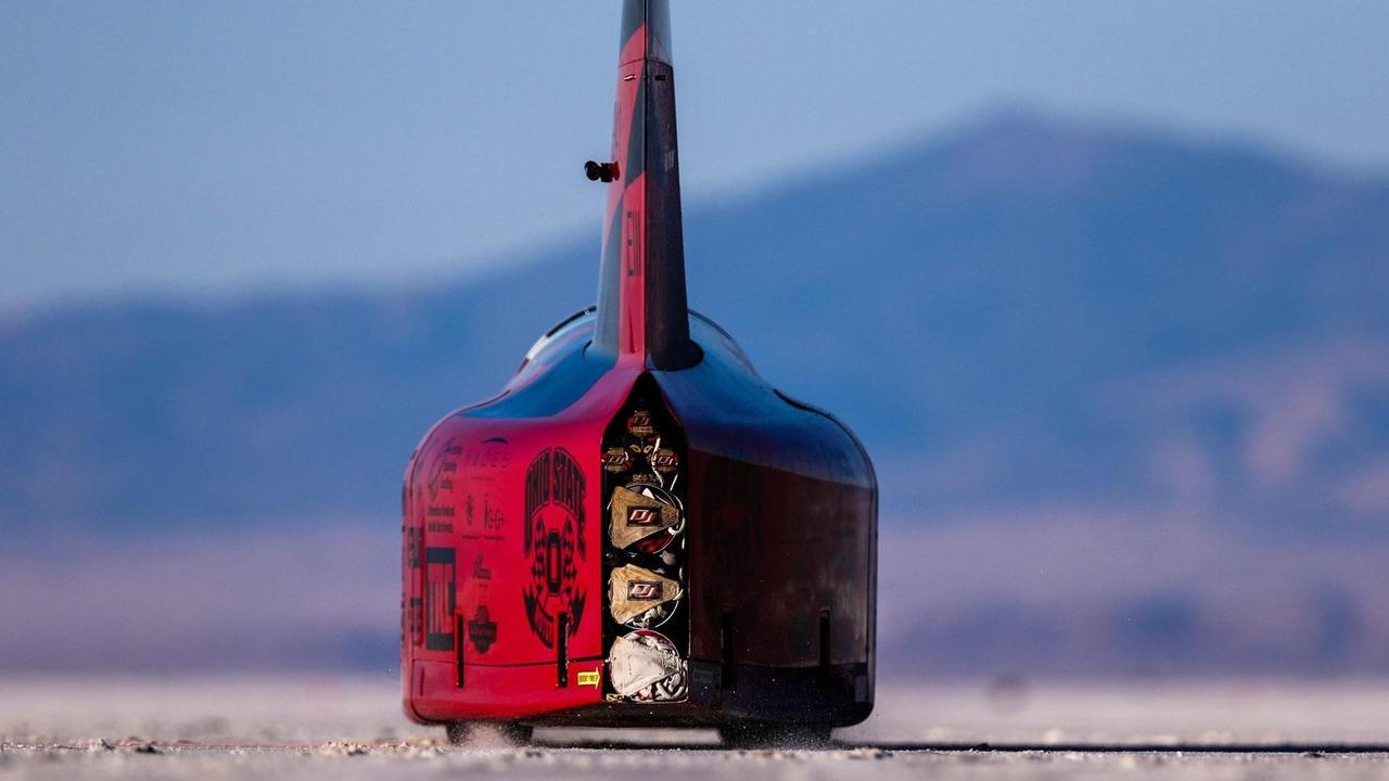 Siêu xe điện VBB-3 là chiếc EV nhanh nhất trên thế giới - 2