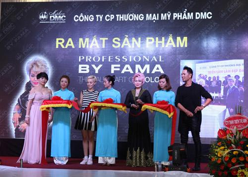 DMC ra mắt BST tóc xu hướng 2017 dòng sản phẩm Professional By Fama - 1