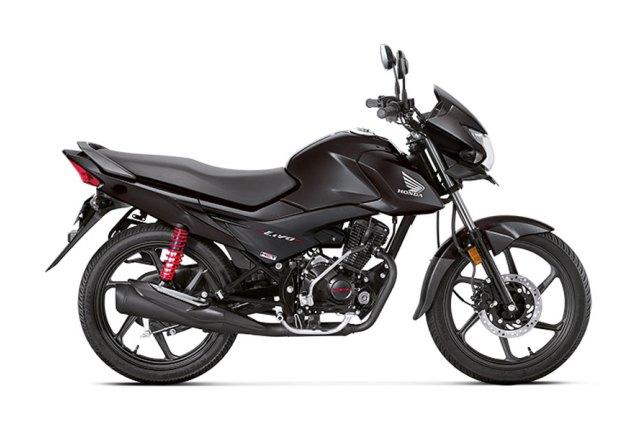 Honda tung thêm hai màu sắc mới cho Honda Livo - 1