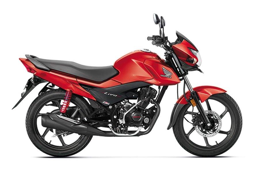 Honda tung thêm hai màu sắc mới cho Honda Livo - 2