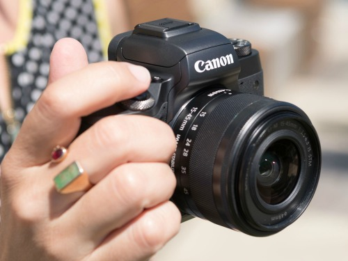 Canon EOS M5 - camera không gương lật đầu tiên của Canon - 2