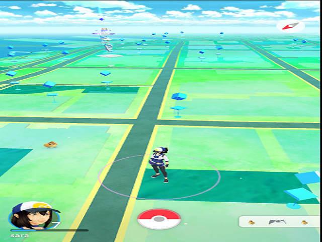Pokemon GO cập nhật với tính năng vị trí mới, khắc phục nhiều lỗi - 1