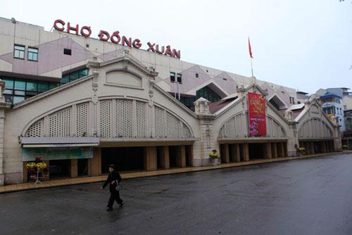 Đề xuất xây lại chợ lâu đời nhất Hà Nội - 2