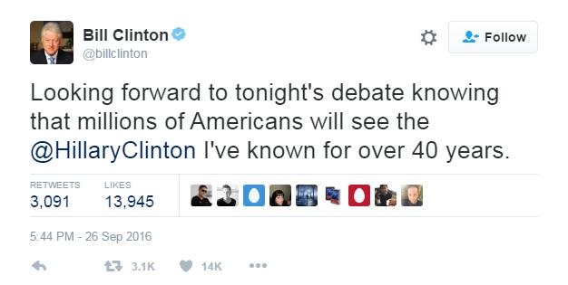 Dân mạng Mỹ chế giễu màn khẩu chiến Trump-Clinton - 2
