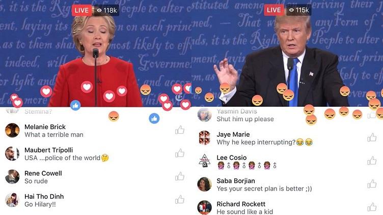 Dân mạng Mỹ chế giễu màn khẩu chiến Trump-Clinton - 5