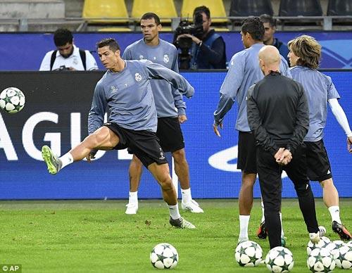 Chi tiết Dortmund – Real Madrid: Cú sút trái phá (KT) - 7